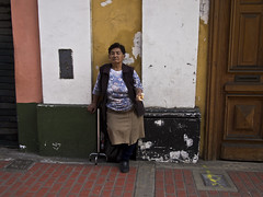Lima (mardruck) Tags: street travel vacation portrait people peru southamerica lumix person downtown lima centre streetphotography center per panasonic latinoamerica 17 20mm sudamerica amricadosul f17 m43 limacentro microfourthirds olympusep3