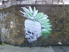 ludo (Claudelondon) Tags: streetart london graffiti shoreditch eastlondon