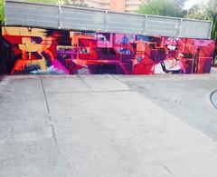 SON CALIU (BETA ROK 75) Tags: streetart art graffiti beta m