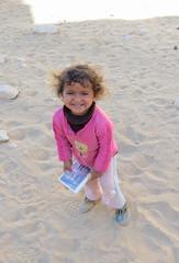 Jordan #flickr12days (-jeanette-) Tags: street girl smile canon child desert joy powershot jordan hs sx50 flickr12days