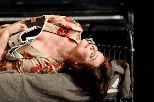 Karita Mattila as Marie in Wozzeck © ROH / Catherine Ashmore 2013