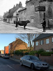 Walton Village, Walton, 1900s and 2013 (Keithjones84) Tags: liverpool walton thenandnow merseyside oldliverpool