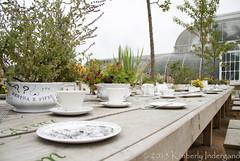 Rose Garden Tea Party (kimindergand) Tags: greatbritain england kewgardens london kew gardens garden table tea unitedkingdom rosegarden teaparty royalbotanicgardens londonengland royalbotanicgardenskew greatbritainandnorthernireland