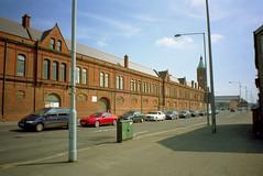 Belfast Gasworks - Fromtage