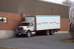 Centura International straigh truck Ottawa, Ontario Canada 03272010 Ian A. McCord (ocrr4204) Tags: ontario canada truck kodak ottawa camion vehicle pointandshoot mccord trucking easyshare c813 ianmccord ianamccord