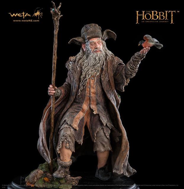 褐袍巫師瑞達加斯特雕像推薦!