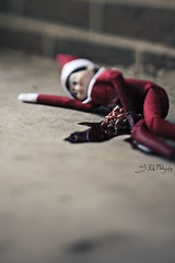 Snitches Get Stitches (3rd-Rate Photography) Tags: santa christmas holiday canon toy 50mm nikon doll florida elf 7d figure jacksonville claus snitch tattle toyphotography elfontheshelf freelens lenswhacking earlware 3rdratephotography
