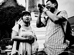 Patience (Meljoe San Diego) Tags: bw thailand candid 28mm grain streetphotography gritty gr ricoh ricohgr meljoesandiego
