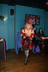 new95381-IMG_5828t (Misscherieamor) Tags: halloween costume tv lace feminine cd nightclub tgirl transgender mature sissy tranny transvestite slip satin crossdress ts gurl petticoat tg travestis fishnetstockings travesti travestie m2f xdresser tgurl slipshowing