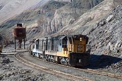 Water tank (arcadia1969) Tags: chile trains ten railways ferronor portrorillos