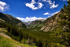 Big Valley (Ronald T Brown) Tags: landscape montana yellowstone wyoming beartoothhighway