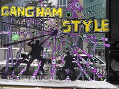 Gangnam Style in Seoul