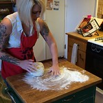 "Alexandra Knox - baking bread <a style=""margin-left:10px; font-size:0.8em;"" href=""http://www.flickr.com/photos/11233681@N00/12053996044/"" target=""_blank"">@flickr</a>"