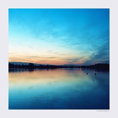 Shades of Blue (salar hassani) Tags: california 120 film set view kodak jan 14 shoreline images hasselblad final porta medium format moutain shorline 80mm 500cm