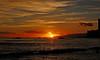 """No Second Troy"" (jcc55883) Tags: ocean sunset sky sun silhouette clouds hawaii nikon waikiki oahu horizon pacificocean yabbadabbadoo d40 kuhiobeachpark nikond40"