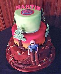 Hiker's Cake