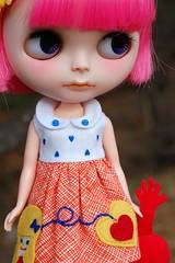 Edie in hearts