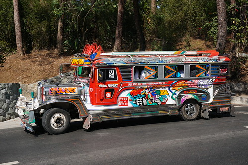 Jeepney by Andrew and Annemarie, on Flickr