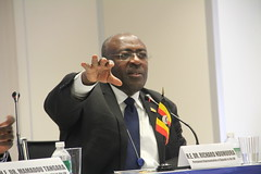Amb. Richard Nduhuura (2) PR of Uganda to the UN - Africa Panel 1