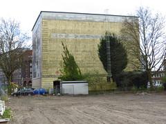 Bremen Hochbunker (2012), Admiralstrasse (Wattman (trams, treinen, etc)) Tags: concrete nazi wwii bunker bremen beton airraidshelter wereldoorlog hudge schuilen stahlbeton zivilschutz schuilstad