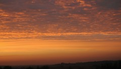 Abend vor meinem Fenster (6) (Chironius) Tags: stapelholm bergenhusen schleswigholstein deutschland germany allemagne alemania germania германия niemcy sonnenuntergang sunset atardecer tramonto zonsondergang закат dämmerung dusk schemering crépuscule crepuscolo abend evening abends himmel abendrot