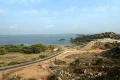 (sajan thomas) Tags: himayatsagar flickrandroidapp:filter=none