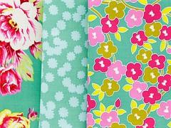 Lucky girl (clair101) Tags: modern fresh fabric fabrics freespirit luckygirl modernfabric jenniferpaganelli fabricbundles wwwclairsfabricscom