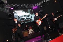 38-Citycar Sur presenta los nuevos Mercedes-Benz Clase C y GLA con la espectacular actuación de Nancys Rubias