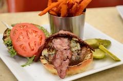 20140303_4920 (Tom Spaulding) Tags: food restaurant washingtondc dc washington districtofcolumbia burger hamburger hyattregency articleonegrill