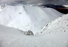 Rush ... for another day (moffatross) Tags: ski scotland rush nevisrange aonachmor