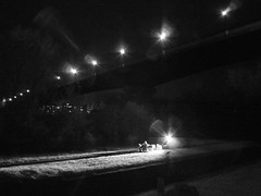 Cool Pic Just Coming From Under The Bridge