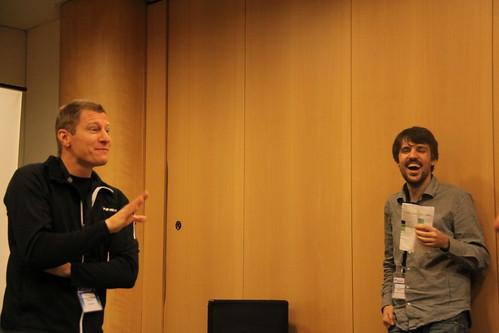 Fotos do Congresso ITSF em Portugal 137
