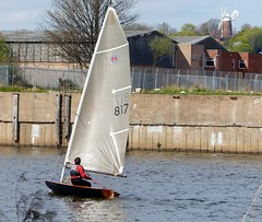 British Moth dinghy