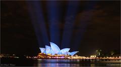 Vivid Sydney 2014 (ShakAdder) Tags: operahouse lightshow harborbridge vividsydney sydneycolors