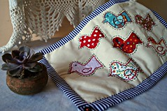 jogo americano (Sálua S.) Tags: cores artesanato fabric manual patchwork decoração jogo cozinha trabalho suculenta americano tecido