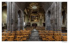 Eglise notre dame des Mathuret Riom (JG Photographies) Tags: france french eglise hdr auvergne puydedme riom religieux hdrenfrancais canon7dmarkii jgphotographies