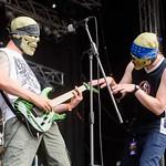 DR. LIVING DEAD! - Metaldays 2015, Tolmin