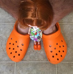 Going out in style. (TuSabesBlythe) Tags: kozy conrad doll blythe bl takara