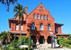 Key West (Florida) Trip 2016 0113Rif (edgarandron - Busy!) Tags: florida keys floridakeys keywest building buildings