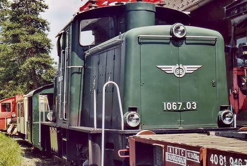 ba- 1067.03 Eisenbahnmuseum Knittelfeld