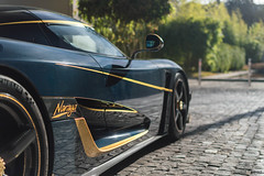 Naraya (Beyond Speed) Tags: koenigsegg agera naraya supercar supercars car cars carspotting automotive automobili nikon v8 carbon blue gold geneva switzerland geneva2017