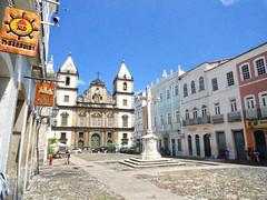 Pelourinho (Miriam Cardoso de Souza) Tags: pelourinho brasil salavador bahia igreja patrimoniohistórico igrejasãofrancisco