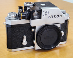 A new head ... (Asiacamera) Tags: nikon nikonf photomic asiacamera bangkok thailand film