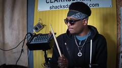 Stud Ford (Steve Likens) Tags: tambourine mississippi shacksdale blues clarksdale studford drums drumming drummers