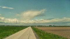 Watcher of the Skies (Paul B0udreau) Tags: rural canada ontario stcatharines clouds