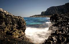 Scorci (alessandrochiolo) Tags: sicilia sea sicily sky siciliabedda mare maremosso maredinverno seta soleemare palermo mondello sole nikon nikond610 nikkor