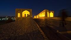 Bridge, Isfahan (ellaraumo) Tags: isfahan canon iran bridge