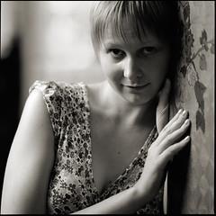 Acros_100 (Epstudio_) Tags: mamiyarz67proii mamiyarz67 6x6 sekor25045apo film blackandwhite bw acros scan epsonv700 woman portrait