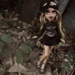 C O V E N (Bratzjaderox™) Tags: witch spooky halloween fashion coven cute fierce bratz ahs madison montgomery scary horror couture goth punk emo doll barbie mga mgae fabulous fianna