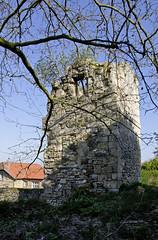 Vestiges Tour 1 (Ombre&Lumiere) Tags: xiiie xive xve marizysaintmard aisne picardie patrimoine vestiges ruines 02 ancienneabbayefortifiée xviie fortifications